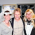 Steven Curtis Chapman helps Wally re-live his Wedding day 15 years ago