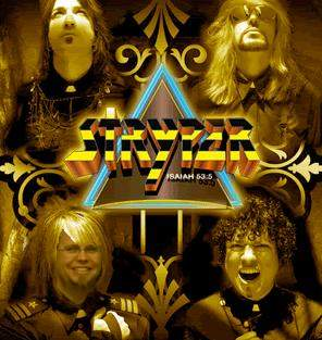 Wally in Stryper