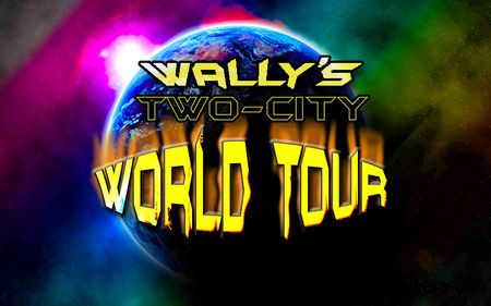 Wally's-two-city-world-tour